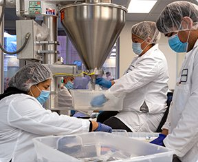 Manufacturing Wound Care Products